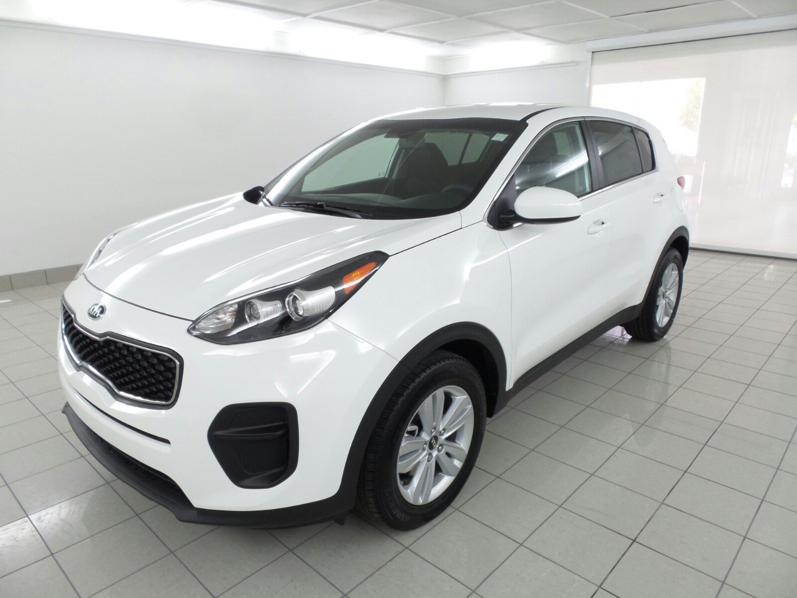 New 2017 Kia Sportage LX Sport Utility In Lawrence #LH125
